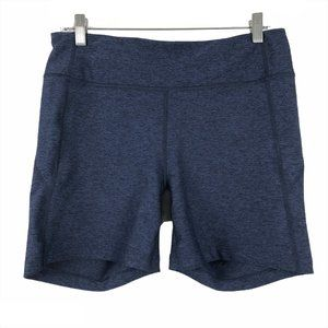 Outdoor Voices Athletic Shorts Blue XL